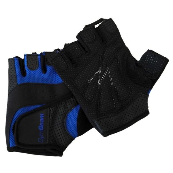 Fitness rukavice Dexter black - GymBeam