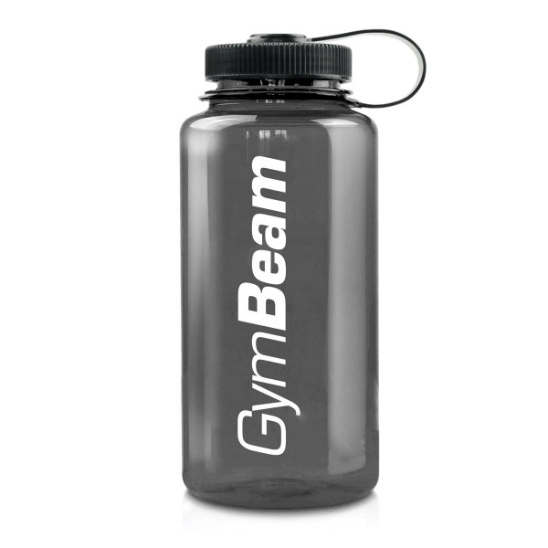 Fľaša Sport Bottle Grey 1000 ml - GymBeam