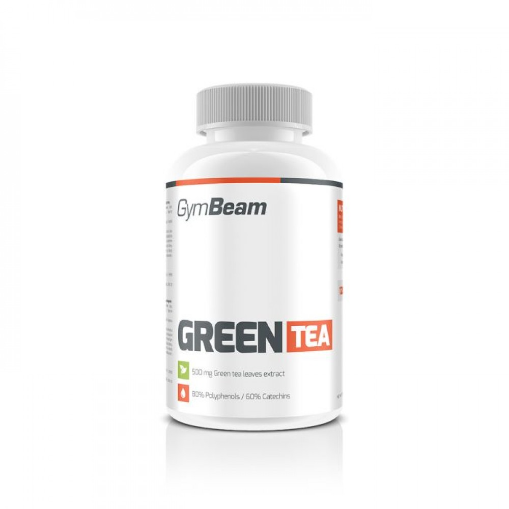 Green Tea 60 tabliet - GymBeam