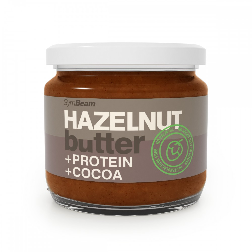 Hazelnut Spread 340 g - GymBeam