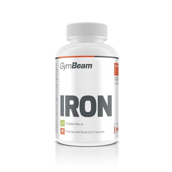 Iron 120 kapúl - GymBeam
