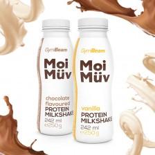 MoiMüv Protein Milkshake 242 ml - GymBeam