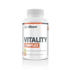 Multivitamín Vitality Complex 120 tabliet - GymBeam