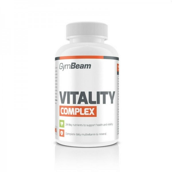 Multivitamín Vitality Complex 60 tabliet - GymBeam