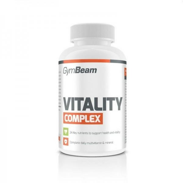 Multivitamín Vitality Complex 120 tabliet - GymBeam