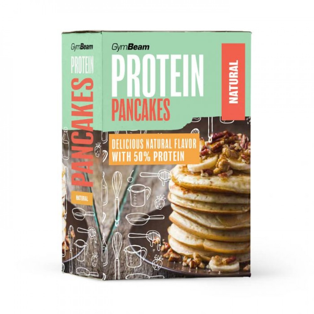 Protein Pancake Mix 500g - GymBeam