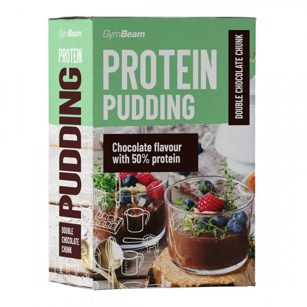 Protein Pudding 500 g - GymBeam