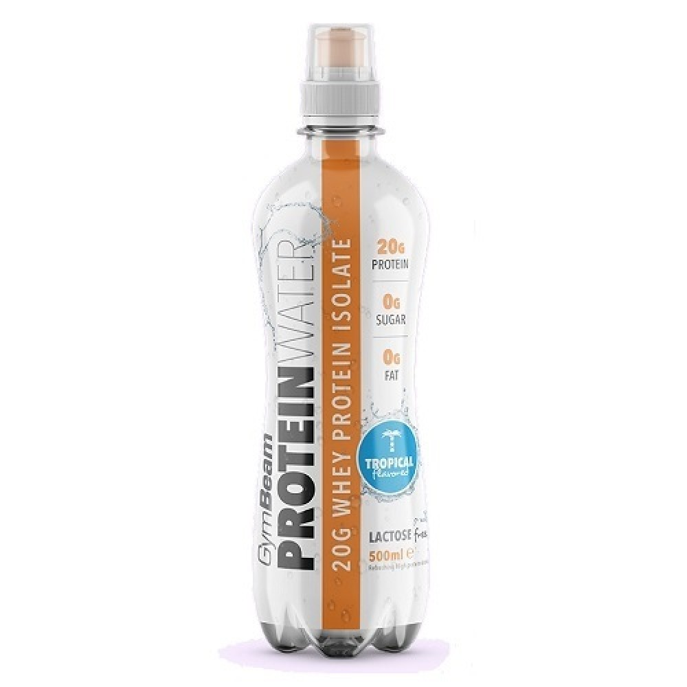Protein Water 500 ml - GymBeam