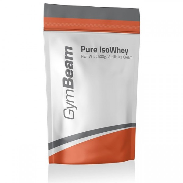 Pure IsoWhey 2500 g - GymBeam