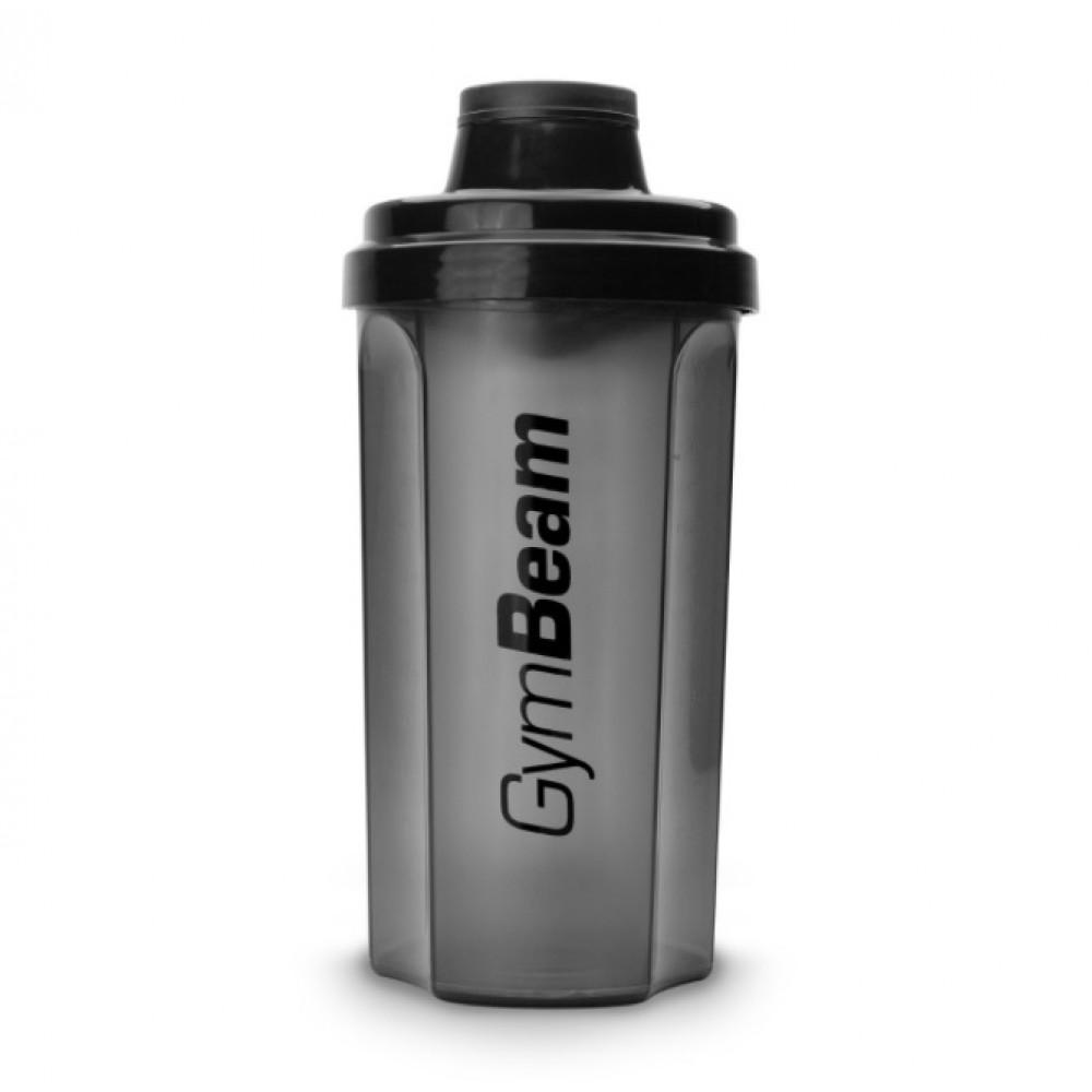 Shaker čierny 700 ml - GymBeam