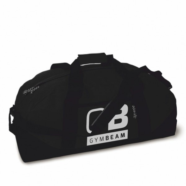 Športová taška Basic Black - GymBeam