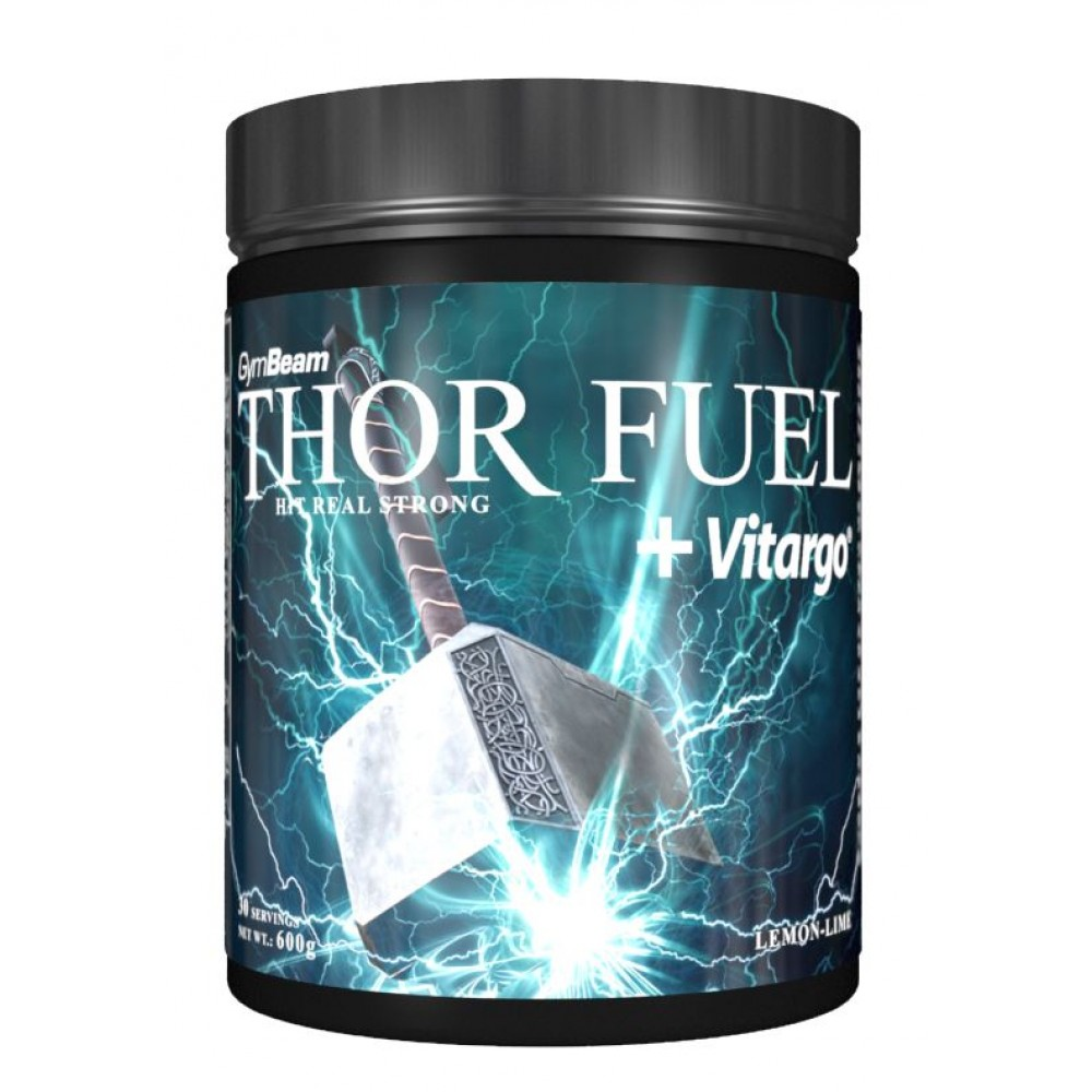 Thor Fuel + Vitargo 600 g - GymBeam