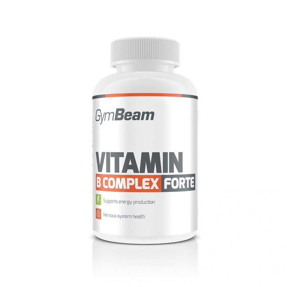 Vitamin B-Complex Forte 90 tabliet - GymBeam