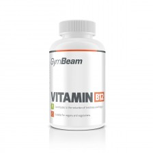 Vitamín B12 90 tabliet - GymBeam