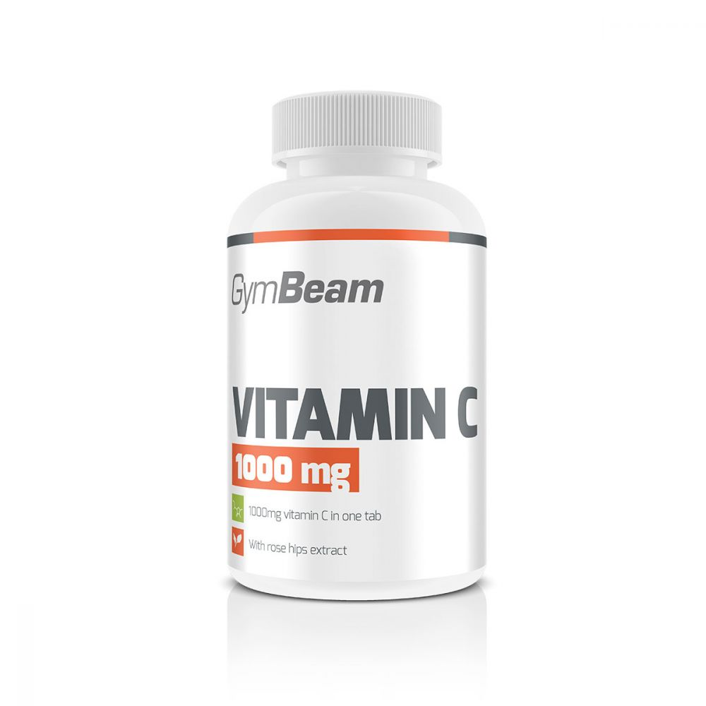 Vitamín C 1000 mg 90 tabliet - GymBeam