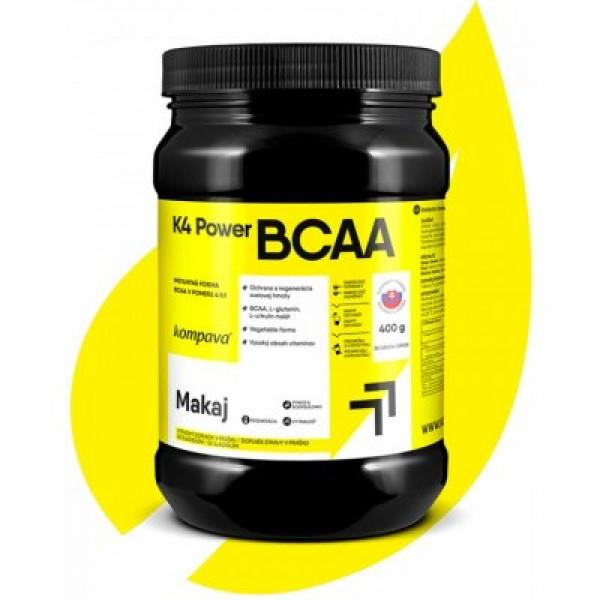 K4 Power BCAA 4:1:1 400 g - Kompava