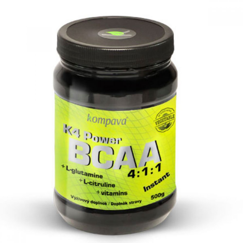 K4 Power BCAA 500 g - Kompava