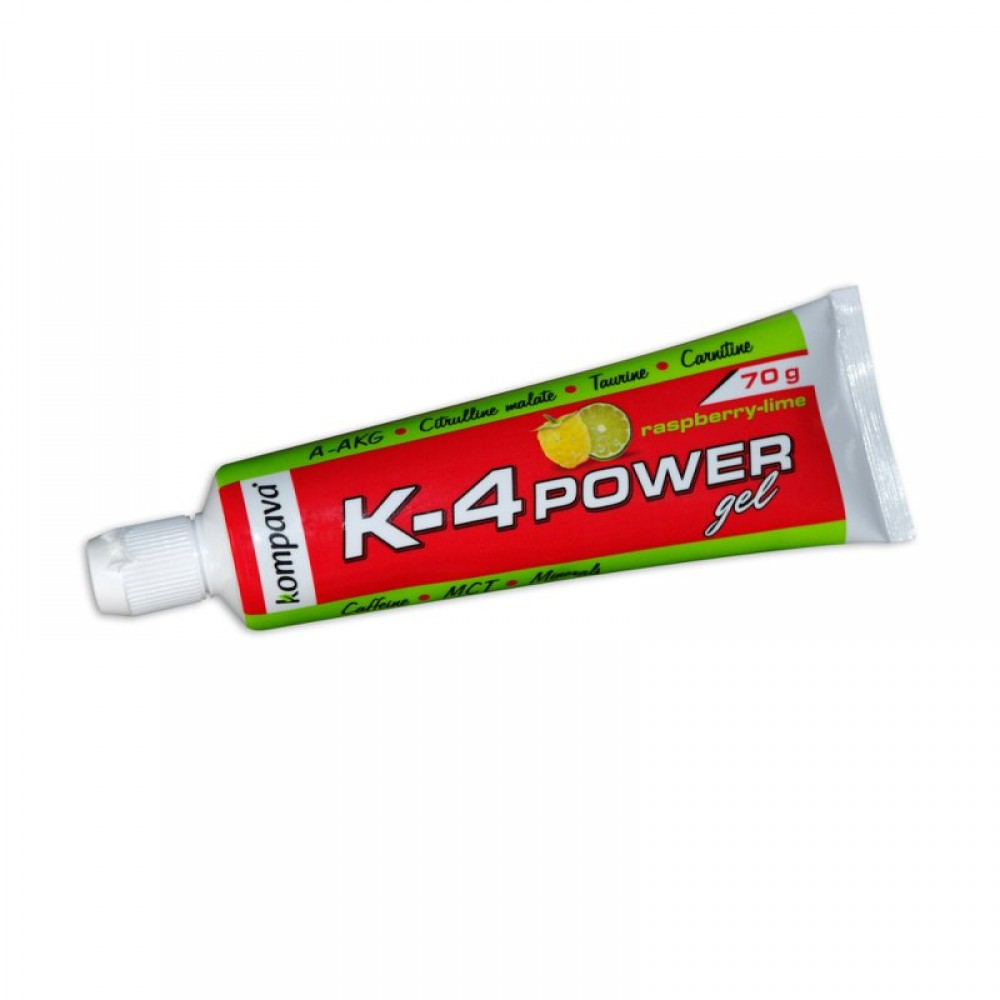 K4-POWER gel 70 g - Kompava