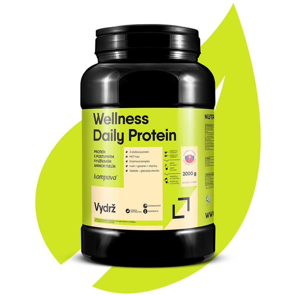 Wellness Protein 2000 g - Kompava