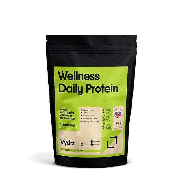 Wellness Protein 525 g - Kompava