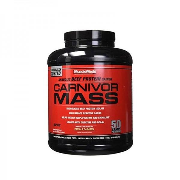 Carnivor Mass 2700 g - MuscleMeds