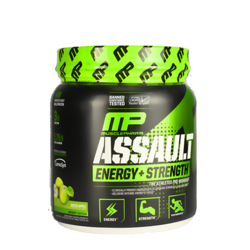 Assault Sport 345 g - Musclepharm