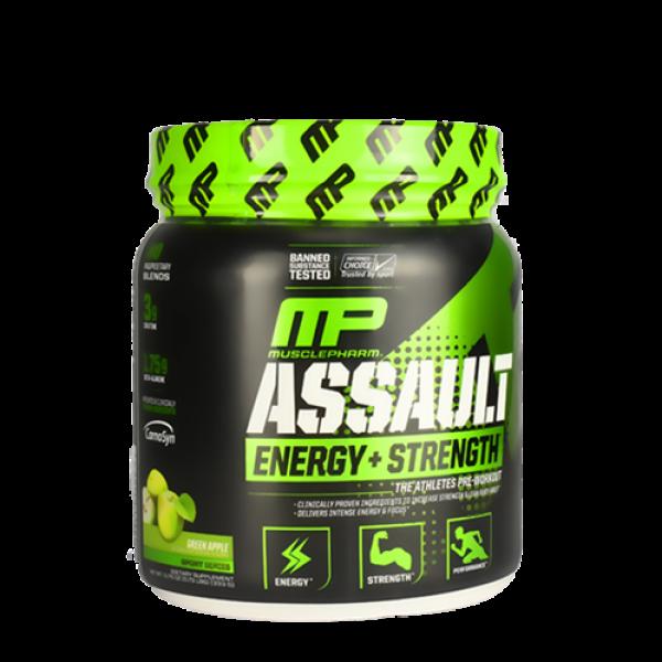 Assault Sport 345 g - Musclepharm