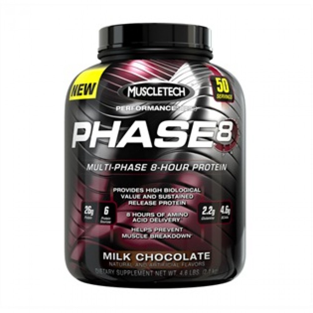 Phase8 2100 g - Muscletech