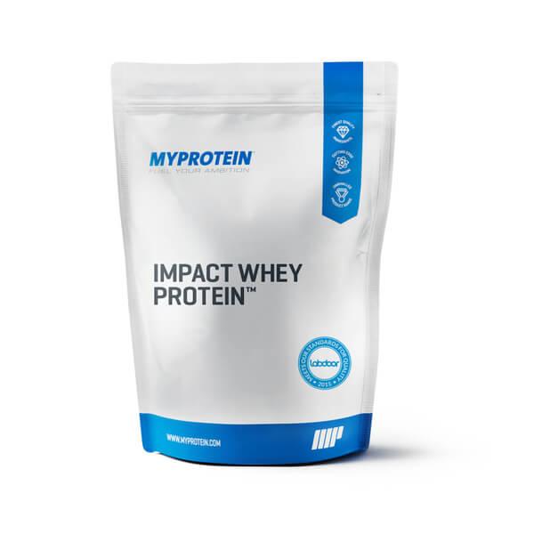 Impact Whey Protein 1000 g - MyProtein