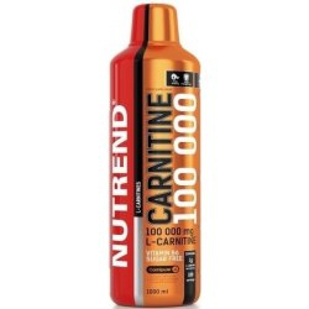 Carnitine 100000 1000 ml - Nutrend