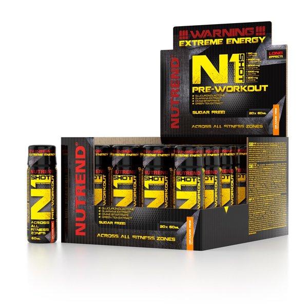 N1 shot 60 ml  - Nutrend