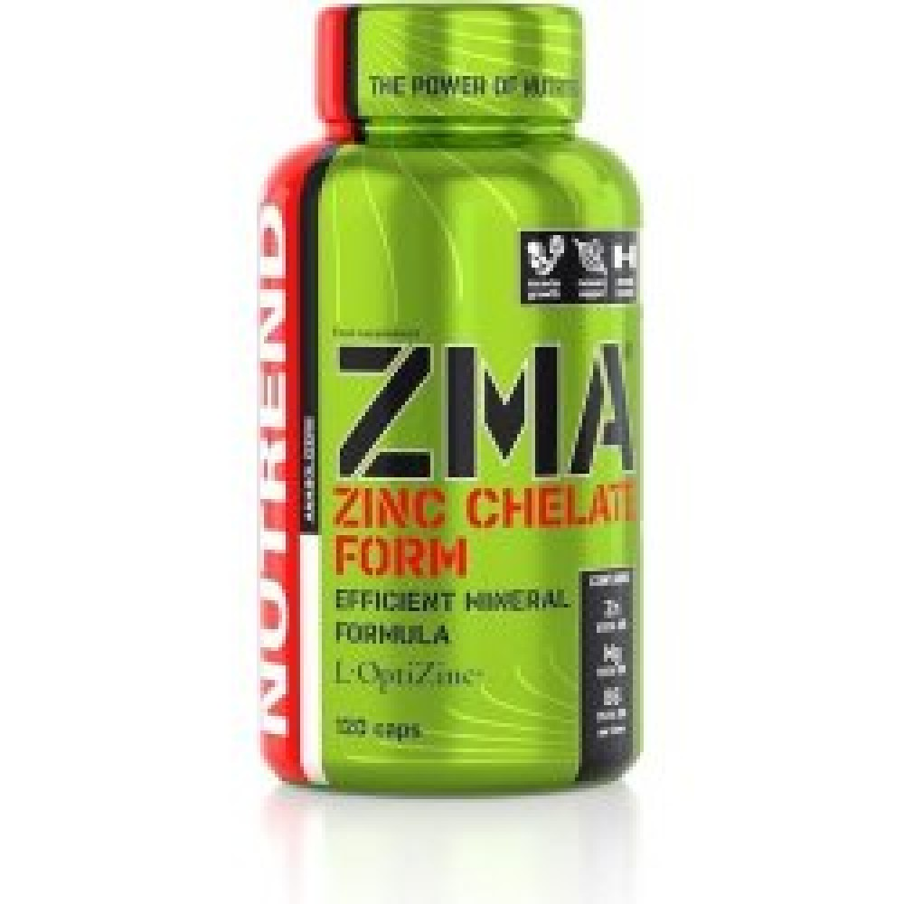 ZMA 120 tabliet - Nutrend