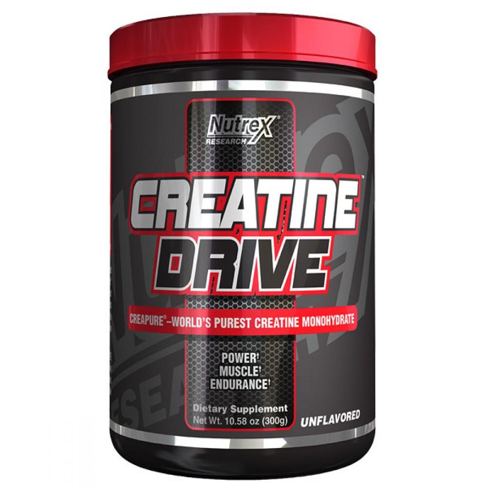 Creatine Drive Black 150 g - Nutrex