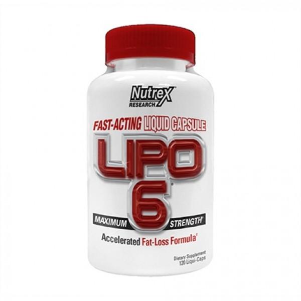 LIPO 6 120 tabliet - Nutrex