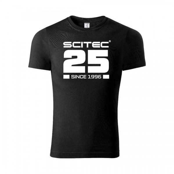 Pánske tričko 25 black - Scitec Nutrition
