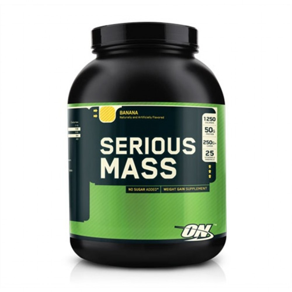 Serious Mass 2727 g - Optimum Nutrition