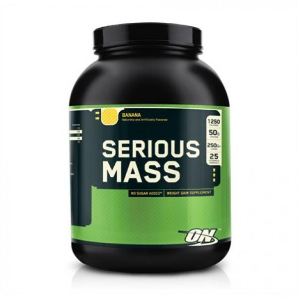 Serious Mass 2720 g - Optimum Nutrition