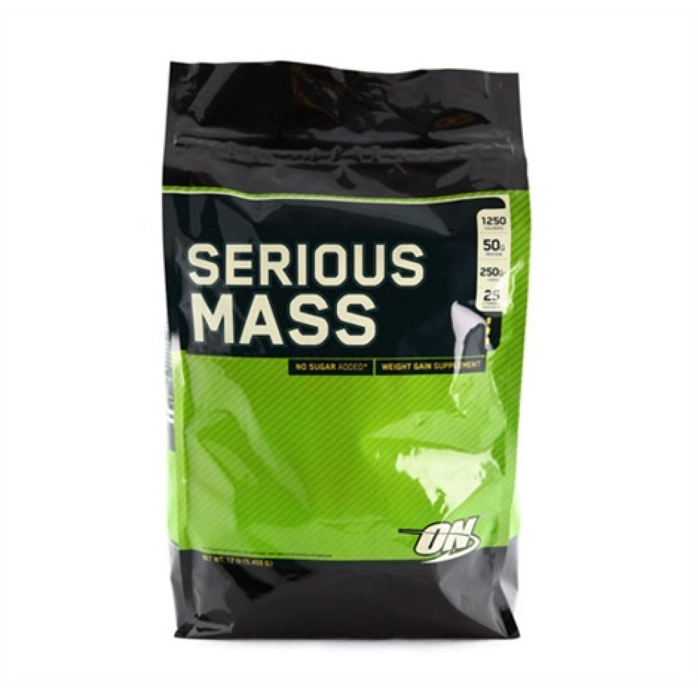 Serious Mass 5450 g - Optimum Nutrition