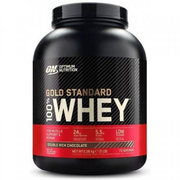 Whey Gold Standard 2260 g  - Optimum Nutrition