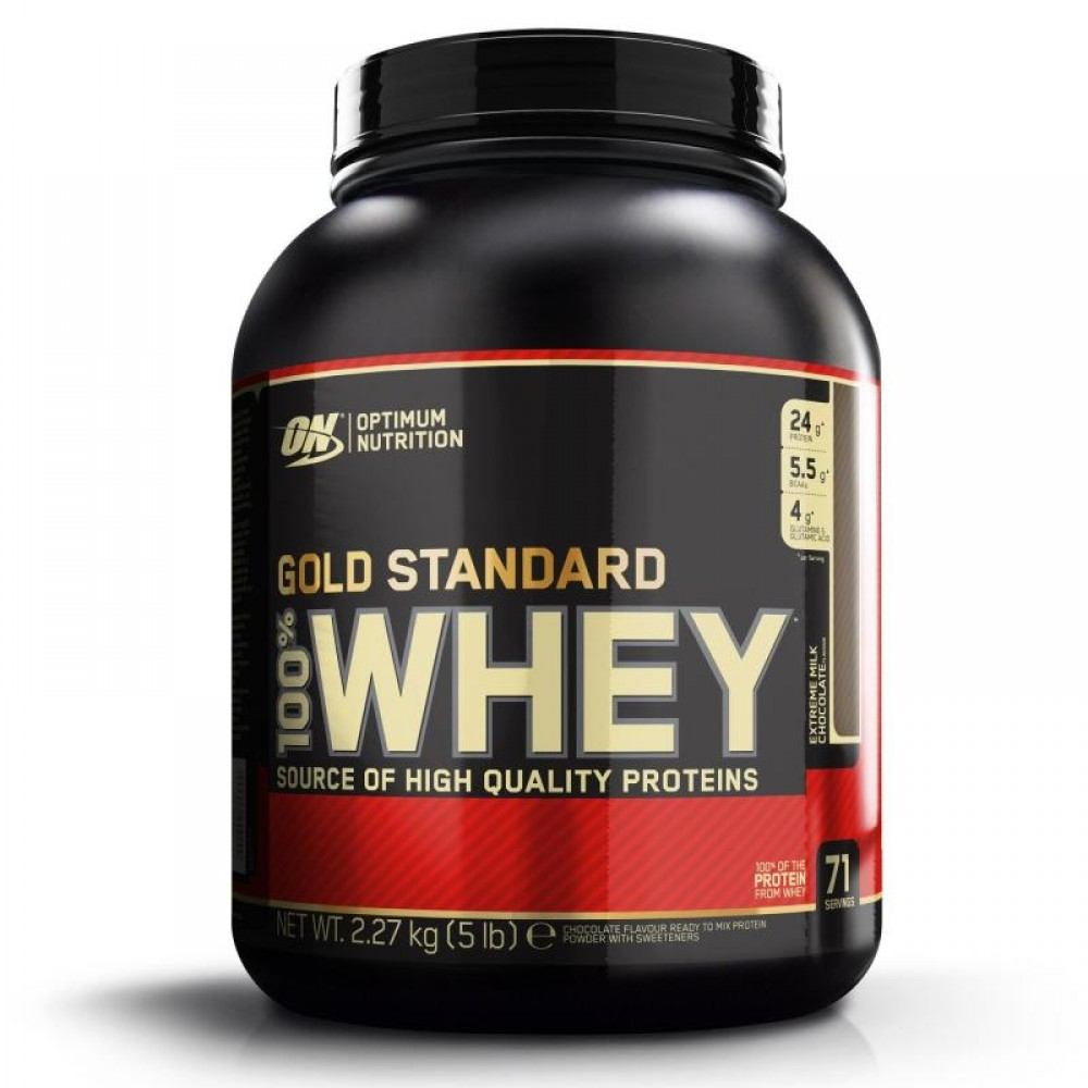Whey Gold Standard 2270 g - Optimum Nutrition