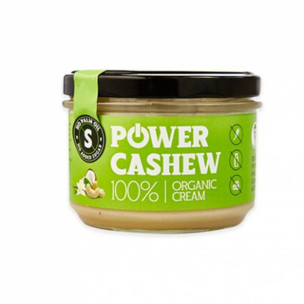 Power Cashew BIO 200 g - Powerlogy