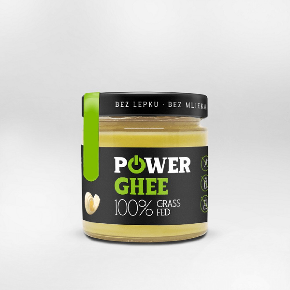 Power Ghee BIO 410 ml - Powerlogy