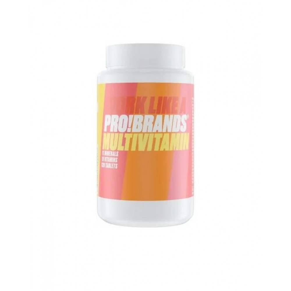 VitaminPro Daily Multi Vitamins 120 kapsúl - Pro!Brands