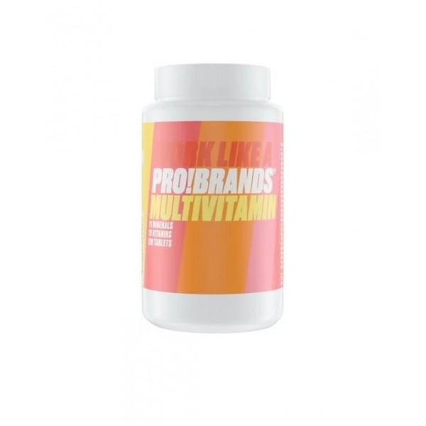 VitaminPro Daily Multi Vitamins 120 kapsúl - Pro!Brands