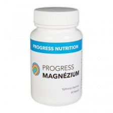 Progress Magnézium 60 kapsúl - Progress Nutrition
