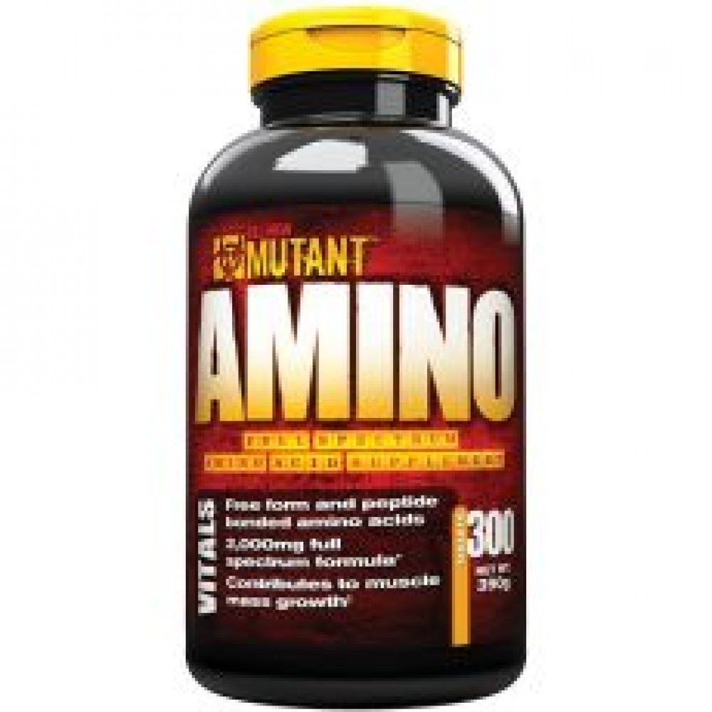 Mutant Amino 300 tabliet - PVL