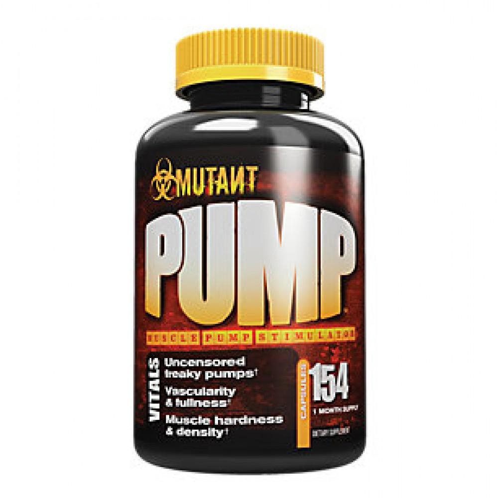 Mutant Pump 154 tabliet - PVL