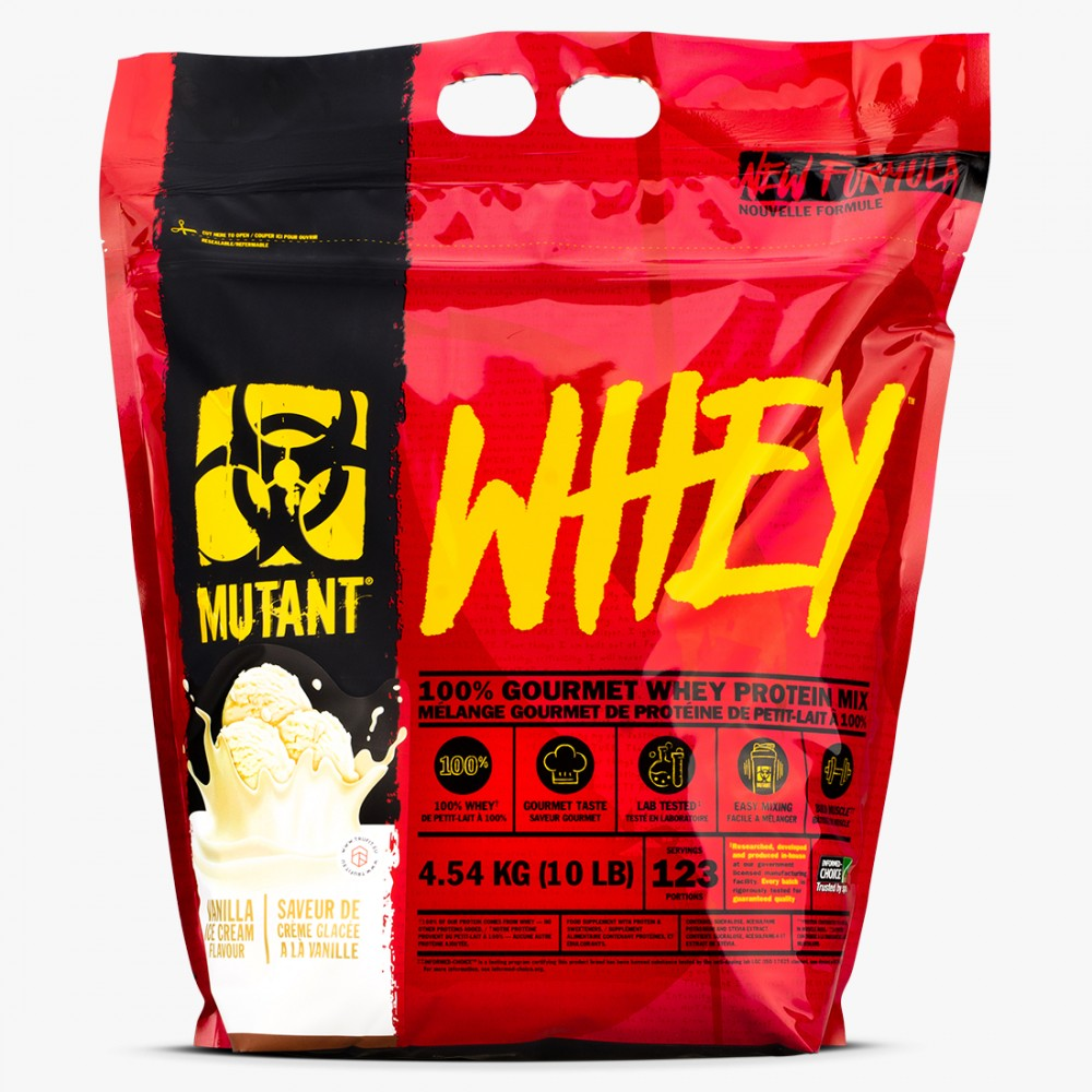 Mutant Whey 4540 g - PVL