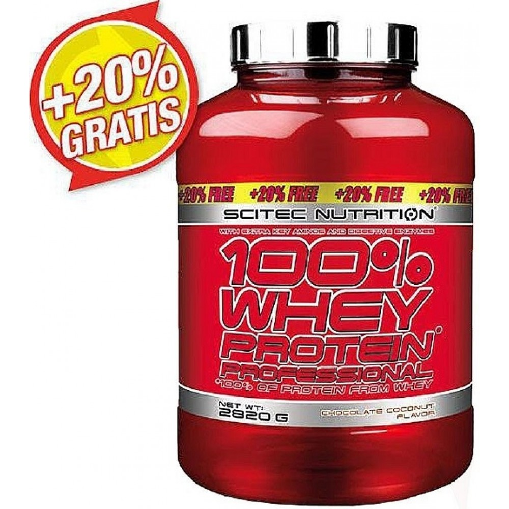 100% Whey Protein Professional 1110 g - Scitec Nutrition