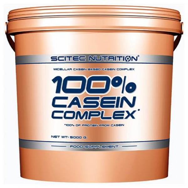 100% Casein Complex 5000 g - Scitec Nutrition